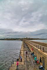 Northumberland road trip Aug 2016_0038 (Mark Schofield @ JB Schofield) Tags: nationalpark north northumberland northumbria east england coast dunstanburgh castle tynemouth river tyne tees wear pier landscape canon 5dmk3 beach redcar