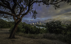 Almost There (explore) (keith_shuley) Tags: austintexas austinskyline downtown morning olympusomdem1
