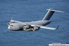 ZZ175 - Boeing C-17A Globemaster III - No. 99 Squadron, RAF (KarlADrage) Tags: zz175 boeing c17 c17a globemaster globemasteriii 99sqn 99squadron raf royalairforce gibraltar gib rafgibraltar