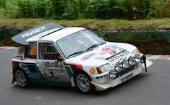 Peugeot 205 T16 (rallysprott) Tags: sprott wdcc rallysprott classic nostalgia 2016 shelsley walsh hillclimb motor sport car racing nikon d7100 peugeot 205 t 16