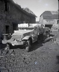 57th Infantry Brigade 003 (rich701) Tags: vintage old negatives ww2 military 1940s blackandwhite worldwartwo bw 44thinfantrydivision newjerseynationalguard 57thinfantrybrigade ng njng fortdix nationalguard newjersey nj njarng