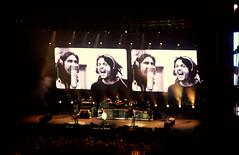 Something (John J. Genna) Tags: paulmccartney thebeatles concert show live rocknroll rock yankeestadium thebronx newyorkcity nyc kodakportra160vc 160vc