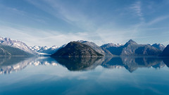 silver platter (Csaba Desvari) Tags: alaska reflection mirror blue expedition