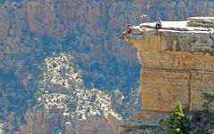 Grand Canyon Adventure (V-rider) Tags: rhm ralph vrider97 jane matthew matt jade arizona southrim grandcanyon grandecanyon train railway vista erosion vacation september 2016 life joy
