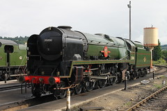 IMG_8466 (D9022) Tags: gloucesterwarwickshirerailway toddington 47376 freightliner gloucestershire 7903 d6948 37248 37215 35006 peninsular oriental sn co royal merchant navy class 4270 foremarke hall d8137 1693 d6036