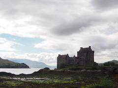Eilean Donan Castle 16 (Jan Enthoven) Tags: scotland highlands eilean donan castle panorama vista dornie