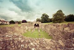 St. Augustine's Abbey 2 (cstevens2) Tags: verenigdkoninkrijk unitedkingdom engeland grootbritannië england ruins museum unescoworldheritagesite abdij ruïne staugustinesabbey canterbury kent abbey englishheritage