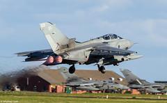 RAF Panavia Tornado GR4 ZA461/026 XV (R) Squadron; RAF Lossiemouth, Moray (Michael Leek Photography) Tags: panaviatornado panavia tornado tornadogr4 aircraft aeroplane aeronautical takeoff fastjet raf raflossiemouth xvsquadron ocu moray morayshire michaelleek michaelleekphotography militaryaviation militaryaircraft militaryjet gr4 fighteraircraft fighterbomber operationalconversionunit