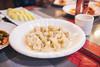 Dumplings (reubenteo) Tags: northkorea dprk food lunch dinner steamboat kimjongun kimjongil kimilsung korea asia delicacies