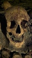 WP_20150925_12_07_13_Pro (pinka_bell) Tags: paris catacomben tod totenkopf knochen