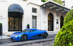Cars & Bushes (misterokz) Tags: koenigsegg agera r supercar exotic paris hypercar georgev carspotting spotting automobile voiture car misterokz photography explore