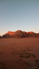 IMG_1941 (sheepman) Tags: wadirum jeep sunset