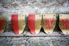 Shields (philipjohnson) Tags: nikon d700 nikkor 28mm f28 ais nikkor28mmf28ais shields schloss lenzburg castle aargau switzerland swiss suisse svizzera schweiz
