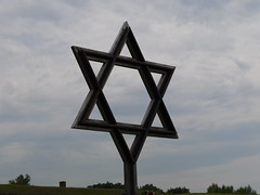 Star of David (A.Nilssen Photography) Tags: camp cemetery concentration republic czech wwii graves ww2 theresienstadt ghetto kz lager worldwar2 terezin smallfortress holcaust