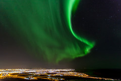 Aurora Reykjavk (Frijfur M.) Tags: nightphotography night nightshot citylights reykjavk northernlights auroraborealis grafarvogur suurland norurljs mygearandme mygearandmepremium mygearandmebronze mygearandmesilver mygearandmegold mygearandmeplatinum photographyforrecreation frijfurm