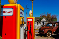 rifornirsi (miglio) Tags: road usa route66 motel ontheroad uniti stati