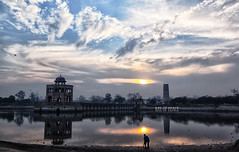 Capturing moments. (Ray of Peace) Tags: pictures old pakistan history canon moments photographer architect memory punjab taking past 1022mm minar photograh 500d capturing hiran apture