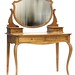 113. Birds Eye Maple Vanity