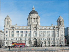 The Port of Liverpool Building (Mister Oy) Tags: architecture liverpool waterfront threegraces cunard davegreen liverbuilding portofliverpool nikond700 oyphotos