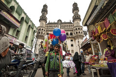Charminar, Street and People… (dsaravanane) Tags: street sky people nikon crowd tokina rush shops activity hyderabad andhra minar activities charminar andhrapradesh d90 busystreet smallbusiness saravanan 1116mm dhandapani tokina1116mm roadsideshops dsaravanane saravanandhandapani yesdee yesdeephotography streetatcharminar charminarstreet