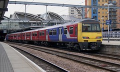 Northern Rail Class 321 Set 321901, Leeds, 28th. June 2011. (Crewcastrian) Tags: transport leeds trains emu northernrail 2011 class321 321901