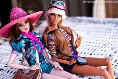 Finally some sun! (Retrograde Works) Tags: girls fashion doll jasper dynamite dayle