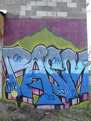 (chainsawkillers) Tags: wall graffiti tennessee uh rasm csk