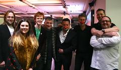 Comic Relief Rocks The Dock (Miss Emma Gibbs) Tags: charity comedy bbc comicrelief 6music rednoseday comedians jasoncook chrishawkins justinmoorhouse rockthedock petersalmon smugroberts iandmontford lucysimons redredmond