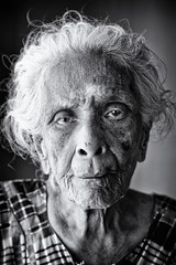 Kamatchi, My Grandma (VinothChandar) Tags: old grandma light portrait people blackandwhite india black beautiful beauty portraits canon photography photo blackwhite intense grandmother photos pics great madras picture pic age portraiture grandparents 5d chennai paati canoneos5dmarkii kamatchi