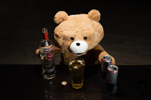 Ted at the Bar