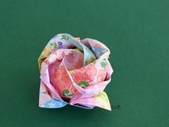 Origami Kawasaki Rose by Toshikazu Kawasaki (esli24) Tags: kawasakirose toshikazukawasaki origamirose papierrose esli24 ilsez papierfaltenpaperflower
