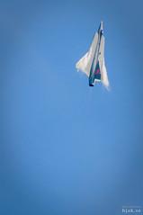 """Saab J 35J Draken """"Johan 56"""" (hjakse) Tags: f10 airshow sverige f3 fc draken linköping flugtag malmslätt flygvapnet 35556 försvarsmakten flyguppvisning j56 saab35 svfm f13m östergötlandslän huvudflygdag johan56"""