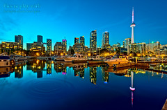 Toronto - Big City Lights (Pat Kavanagh) Tags: flickr challenge hdr photomatix bigcitylights patkavanagh klausherrmann thekav