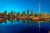 Toronto - Big City Lights (Pat Kavanagh) Tags: flickr challenge hdr photomatix bigcitylights patkavanagh klausherrmann thekav