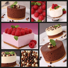 Impression (jkmelb) Tags: food france fruits cake set fruit menu pie dessert cuisine restaurant berry candy chocolate cook fresh gourmet collection celebration delicious biscuit bakery pastry raspberry baked mousse chocolatecake gastronomy chocolatemousse