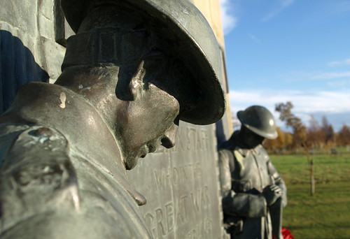 The National Memorial Arboretum - Remembering