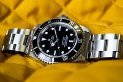Rolex Submariner 14060M #2 (BEXSONN) Tags: swiss watch dive made rolex submariner superlative cosc 14060m