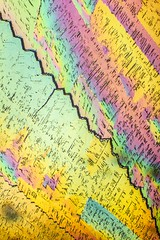 Urea (ZEISS Microscopy) Tags: zeiss research carl material polarized microscope microscopy polarization