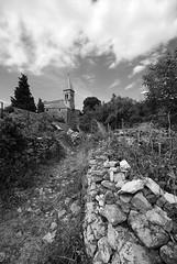 Uphill (roksoslav) Tags: nikon croatia 2009 dalmatia bra sigma1020mmf456 d80 blackwhitephotos krip