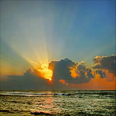 the grand show is eternal (1crzqbn) Tags: ocean sunlight seascape color nature sunrise reflections square textures 7d ie shining refractions hypothetical ♥ tistheseason hss naturesfinest blueribbonwinner coth vividimagination supershot artdigital trolled memoriesbook fabuleuse awardtree magicunicornverybest sailsevenseas crazygeniuses exoticimage 1crzqbn sliderssunday bestofshining netartii sunrays5 thegrandshowiseternal yesimadramaqueenp
