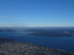 The Eastside (tifftoh) Tags: seattle mountain lake mountains washington nw pacific northwest aerialview aerial cascades lakewashington pacificnorthwest aerialphoto range cascade pnw windowseat northcascades cascademountains cascaderange pacificnw cascaderanges