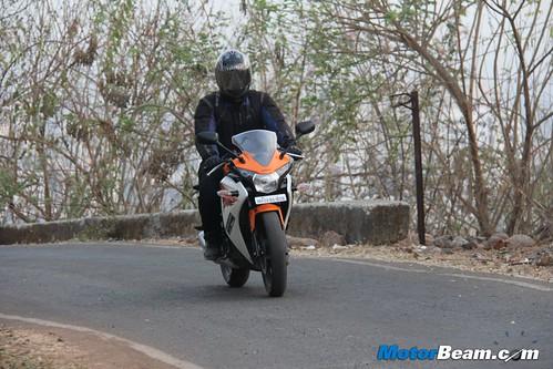 honda cbr 150r 2014 india review word