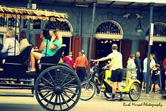 New Orleans (Rush Murad) Tags: new usa mississippi orleans beignet neworleans frenchquarter bourbonstreet mardigras tepaksireh rushmurad