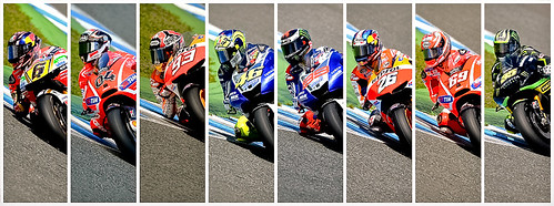 Ready to race MotoGp 2013