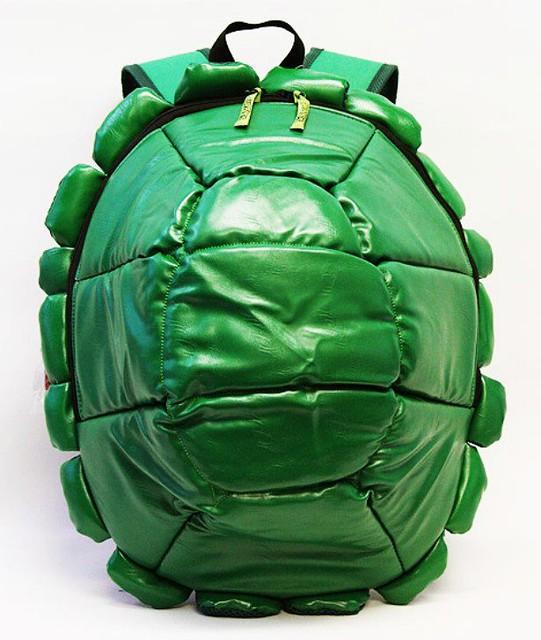 忍者龜 龜殼背包 卡哇邦嘎!!