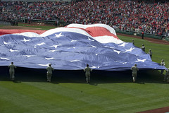 Opening day (The U.S. Army) Tags: us dc washington baseball openingday washingtonnationals dcnationalguard districtofcolumbianationalguard