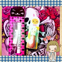 Kawaii Make Up (Moonslicius) Tags: cute shopping makeup kawaii acessories
