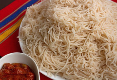 Ottu Shavige | Homemade Indian Rice Noodles (HaldiMirch) Tags: breakfast recipe vegan healthy indian vegetarian noodles entree glutenfree maincourse shavige shyavige semige