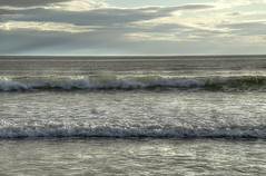 Ocean Horizon (Gareth Wray - 8.5 Million Views -Thank You) Tags: ocean blue ireland summer vacation sky irish holiday beach clouds landscape photography nikon europe waves photographer horizon fox hd nikkor scape gareth donegal rossnowlagh wray strabane 18105mm d5100 hdfox