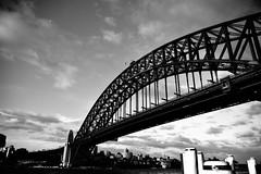 Sydney In Monochrome